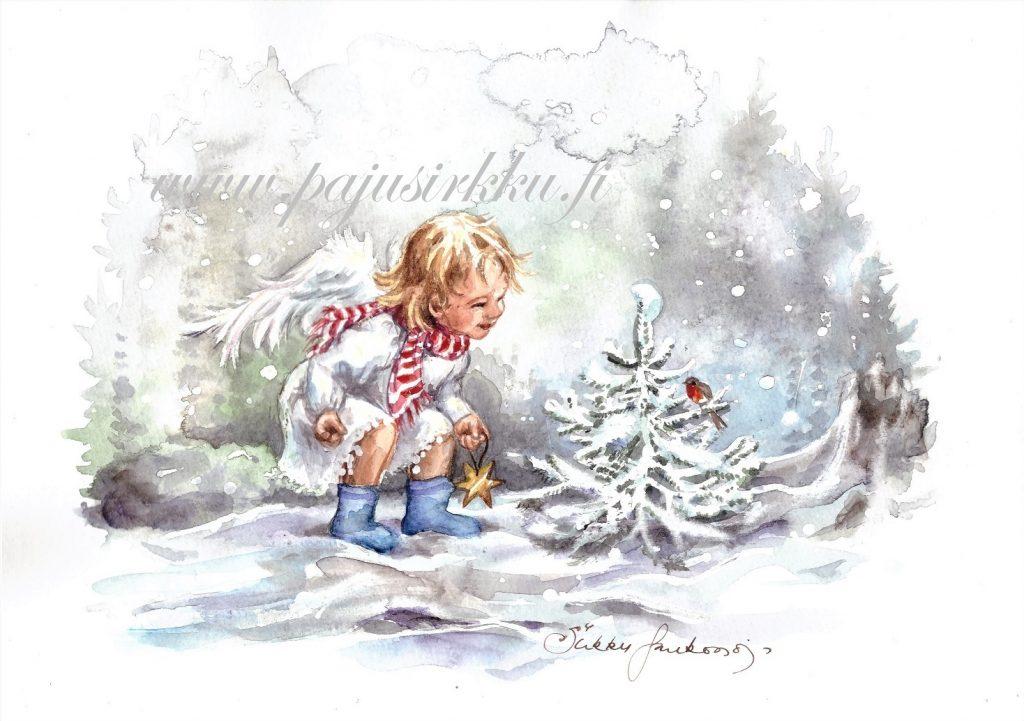 öBEnkelin joulukuusi