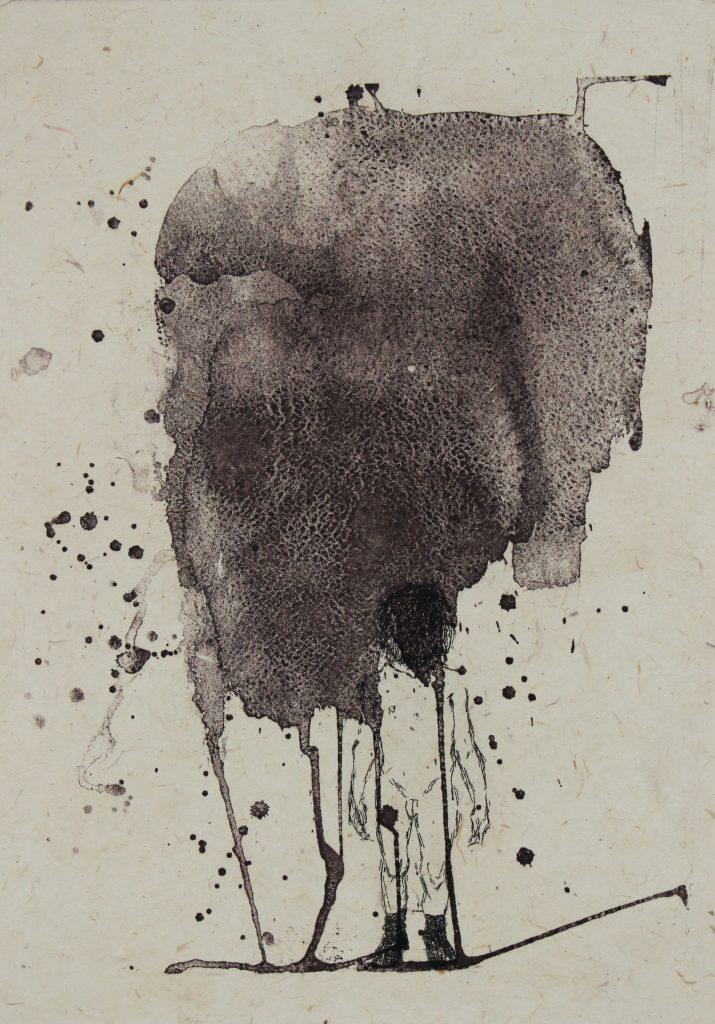 Semmonen-ajatus-2016-etsaus-imagOn-chine-collé-31cm-x-22cm-715x1024